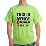 This is what Cuban looks like T-Shirt