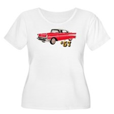 '57 Chevy - H T-Shirt