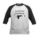 Armed and Dangerous Crafts Tee