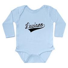 Luciano, Retro, Body Suit