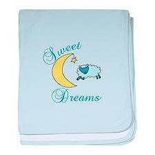 Sweet Dreams baby blanket