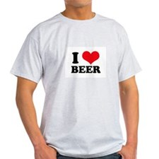 I Heart Beer T-Shirt