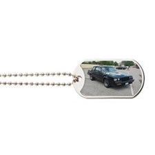 1987 BUICK GRAND NATIONAL Dog Tags