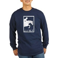 """JUMP"" Hunter Jumper T"