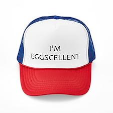 Im Eggscellent Trucker Hat