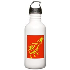 red dragon flying Water Bottle