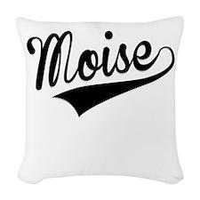 Moise, Retro, Woven Throw Pillow