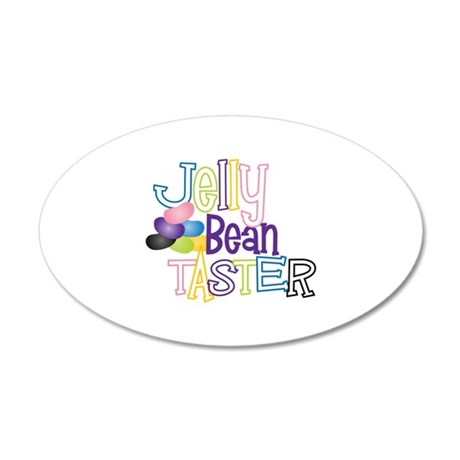 Jelly Bean Taster Wall Decal