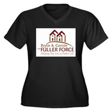 Fuller Force Logo Plus Size T-Shirt
