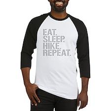 Eat Sleep Hike Repeat Baseball Jersey