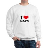 I Heart Cats Jumper