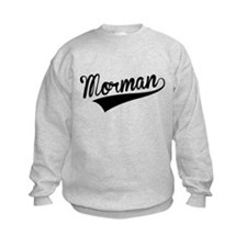 Morman, Retro, Sweatshirt