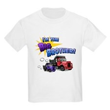 Funny Little sister big brother T-Shirt