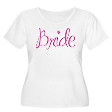 pinkbride Plus Size T-Shirt