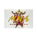 MMA Rectangle Magnet (100 pack)