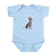 Xoloitzcuintle (B) Infant Bodysuit