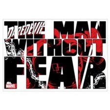 Daredevil: Man Without Fear Wall Art