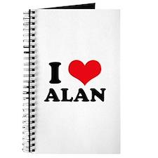 I Heart Alan Journal