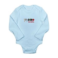 Teaching Is Life Body Suit