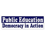 Public Education: Democracy in Action
