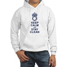 Calm and Clean Hoodie
