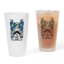 Blake Coat of Arms Drinking Glass