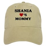 Shania loves mommy Baseball Cap