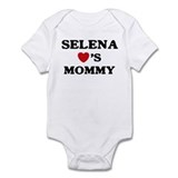 Selena loves mommy Onesie