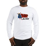 Supermom Aliyah Long Sleeve T-Shirt