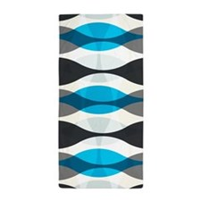 Decorative Pattern Beach Towel