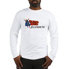 Supermom Elizabeth Long Sleeve T-Shirt