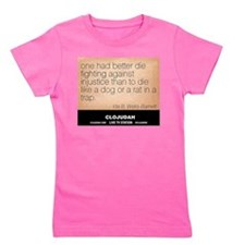 CLOJudah Ida B. Wells - Injustice Girl's Tee