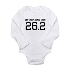 My Mom Can Run 26.2 Body Suit