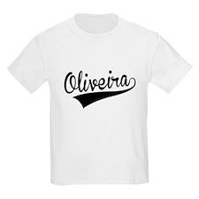 Oliveira, Retro, T-Shirt