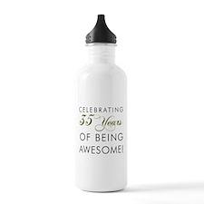 35 Years Drinkware Water Bottle
