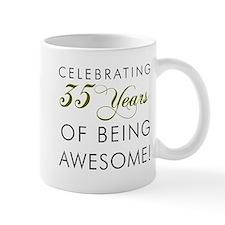 35 Years Drinkware Mugs