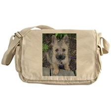 Emma Cairn Terrier 1 Messenger Bag