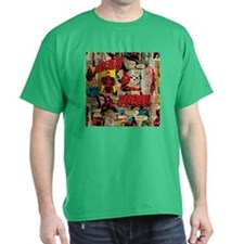 Daredevil Collage T-Shirt