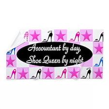 Accounting Star Beach Towel