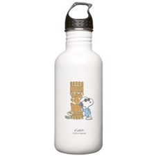 Snoopy Tiki Stainless Water Bottle 1.0l