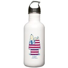 Snoopy 4th Of July Stainless Water Bottle 1.0l