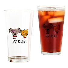 My Kids Drinking Glass