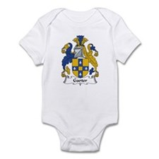 Garter Infant Bodysuit