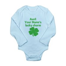 Aunt (Your Names) Lucky Charm Body Suit