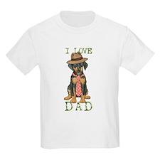 Doberman Dad T-Shirt