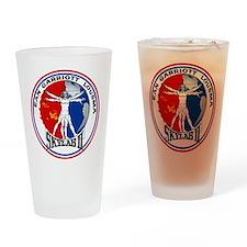 Skylab 2 Drinking Glass
