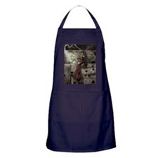 Little Hope Fairy Gothic Fantasy Art Apron (dark)
