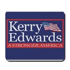 JOHN KERRY - JOHN EDWARDS Mousepad