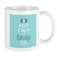 Keep Calm and Snap On Mugs