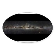 Cute Spiral galaxy Decal